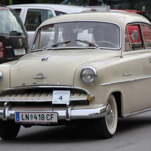Opel Rekord Olympia, Bj. 1955