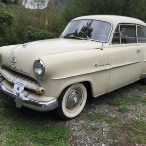 Opel Rekord Olympia Bj. 1955
