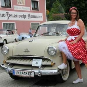 Opel Olympia 1955